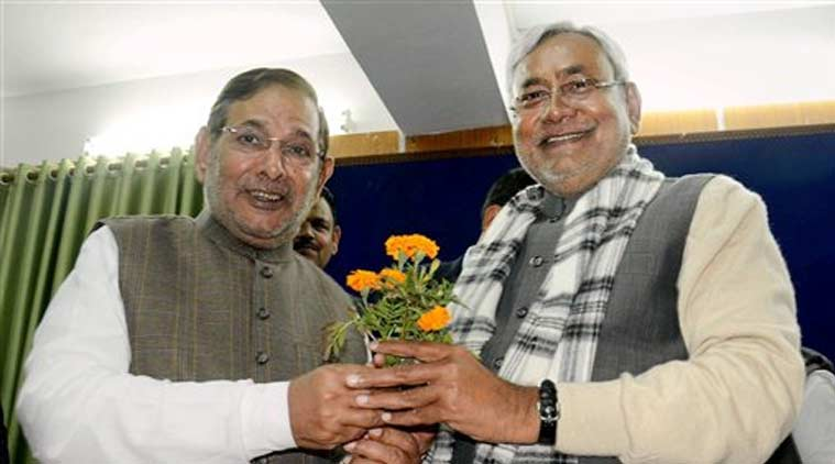 JD(U), Sharad Yadav, Nitish Kumar, Legislature Party , Bihar Assembly