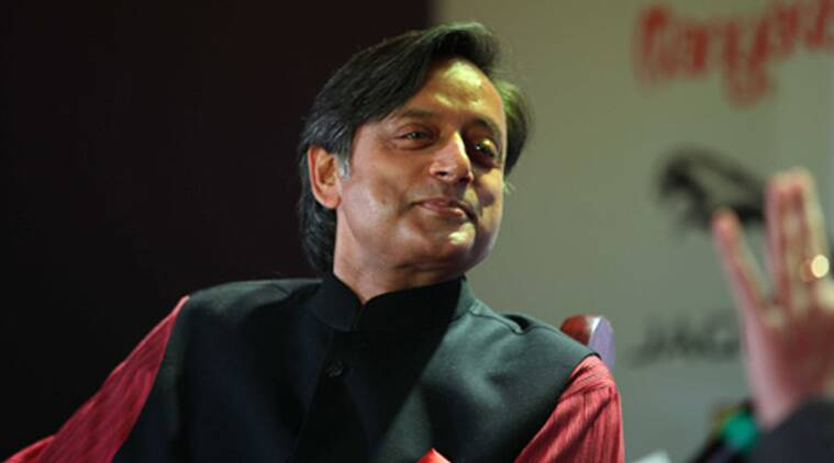 Shashi tharoor, freedom of expression, congress, Sahitya Akademi Foundation Day, Anxiety of audience: The dilemma of Indian writing in English, moral policing, lack of courage, india news, nation news