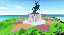 Shivaji statue gets green clearance