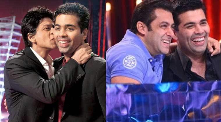 Shah Rukh Khan, Salman Khan, Karan johar, AIB Knockout, AIB Roast