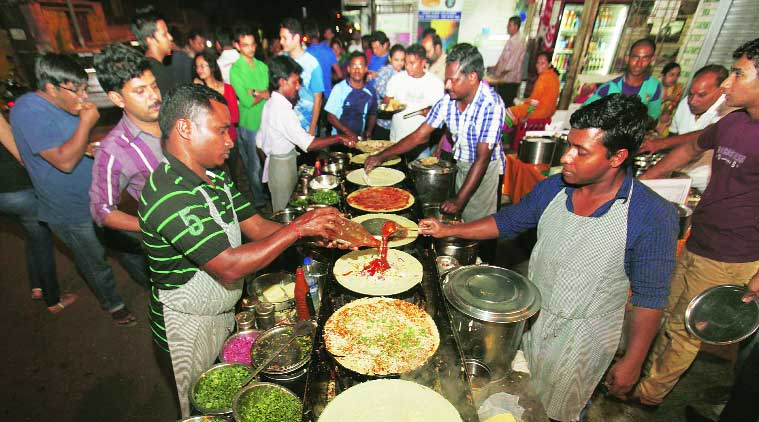Reddy's sells close to 1,500 dosas every weekend. (Source: Express Photo  by  Vasant Prabhu)