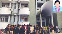 suicide, crime, girl suicide, lucknow news, city news, local news