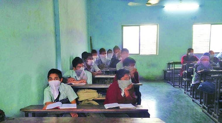Swine flu, school, swine flu school