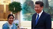 Chinesetakeaway: Sushma inBeijing