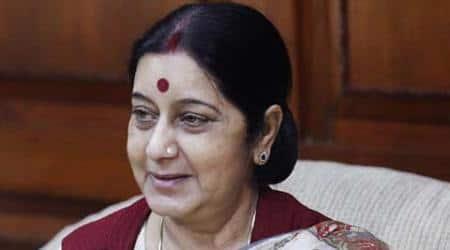 Sushma Swaraj, Sushma Swaraj Udaipur, Narendra Modi, Narendra Modi one year, Modi government achievements, UPA government, UPA government rule, India latest news