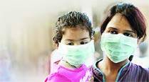 Parents queue up for anti-H1N1 shots for children