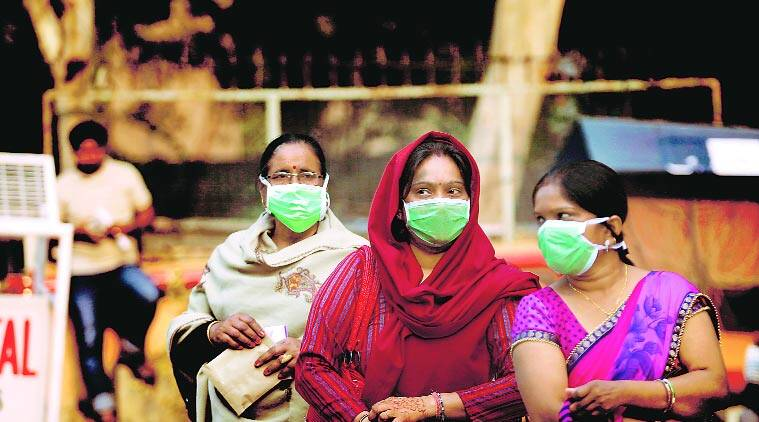 Swine Flu deaths reported: CM Vijay Rupani visits New Civil Hospital