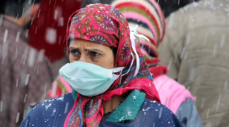 two cases of hn flu detected in jammu and kashmir measures put  jammu and kashmir h1n1 swine flu j k swine flu h1n1 j k