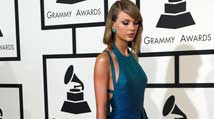 Taylor Swift's ex takes dig at her on TVshow