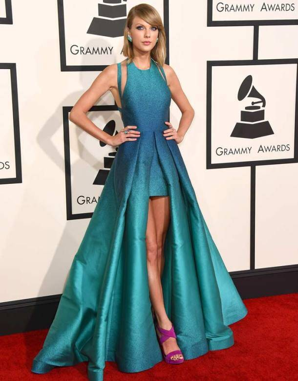 PHOTOS: Grammys 2015: Black beauties Beyonce, Madonna, Miley; Taylor ...