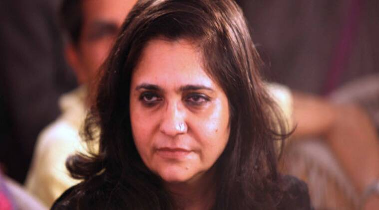teesta setalvad, teesta setalvad fraud, Teesta setalvad news, Teesta Setalvad case, teesta misuse of funds, teesta ngo funds, teesta news, teesta case, teesta bail plea, teesta supreme court, india news, latest news,