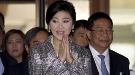 Thailand ex-PM Shinawatra to be tried for rice subsidynegligence