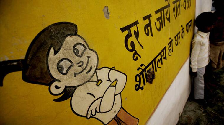 sanitation in India, Swachh Bharat Abhiyan, toilets in schools. toilets in India, cleanliness campaign, India toilet campaign