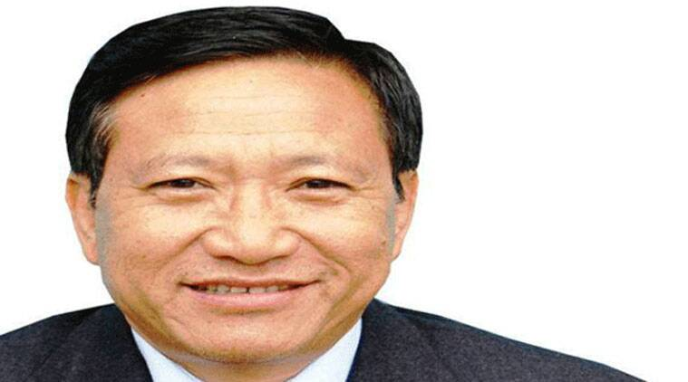 TR Zeliang, Nagaland, Naga People Front, NPF, G Kaito Aye, Nagaland news, india news, nation news