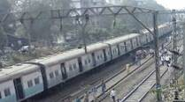 Train derails on second day of Bangladesh strike, sabotage suspected