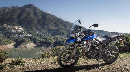 Triumph eyes to sell around 1,300 units of its bikes this year