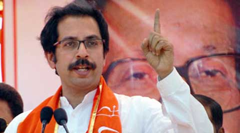 Uddhav Thackeray, Uddhav, Shiv Sena, Uddhav on BJP, Uddhav on corruption, corruption, BJP vorruption, mumbai news, city news, local news, maharashtra news, Indian Express
