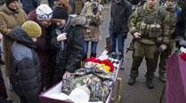 Pro-Russian rebels, Ukrainian forces agree on humanitarian corridor