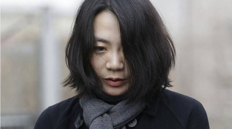 Korean Air, Nut Rage Case, korean air chairman's daughter, south korea,  Cho Hyun-ah,  Cho Hyun-ah arrested, World News
