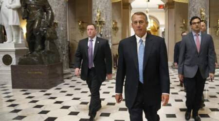 US Congress averts security agency shutdown with one-week spending fix