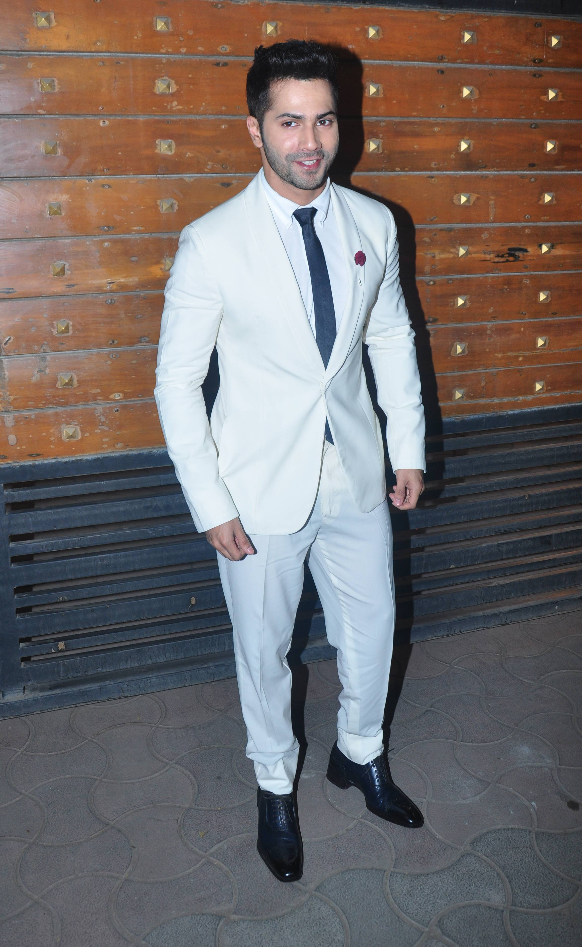 varun dhawan, varun at filmfare awards