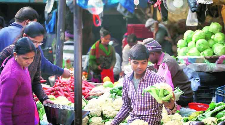 According to the state government data, only 1.2 per cent of the fruits and vegetables are processed.