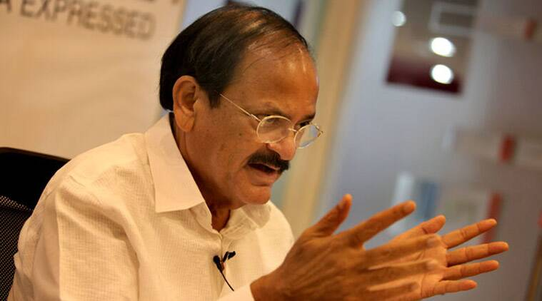 M Venkaiah Naidu, MUDH, central govt, BJP, BJP govt, real estate project, NDA govt, AMRUT,  Atal Mission for Rejuvenation and Urban Transformation, housing for all, National Monuments Authority, india news, nation news, national news, Indian Express