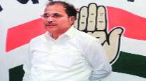 We are weak but people still have faith in Cong: Adhir