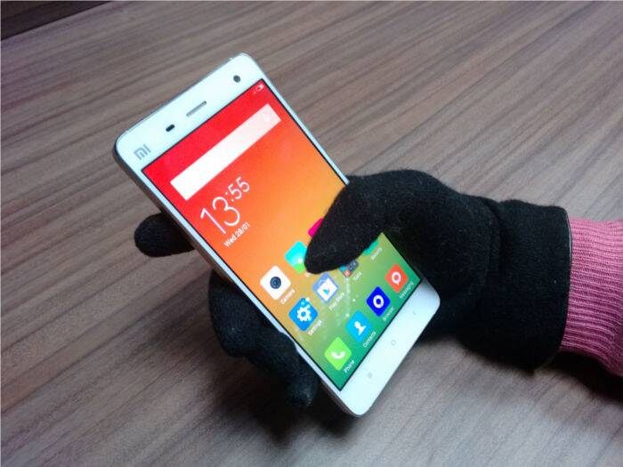 xiaomi mi4, Corning OGS Glass