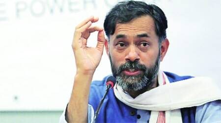 AAP sting politics: To target Yogendra, critics in party play tape of call with journalist