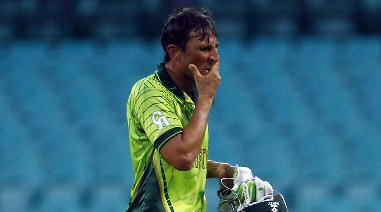world Cup 2015, Cricket World Cup 2015, Younis Khan, Younis Khan World Cup, Pakistan world cup, sports, cricket, cricket news, sports news, world cup news