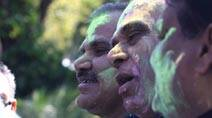 Spirit of Holi grips Parliament