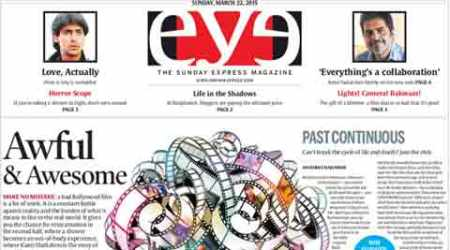 EXPRESS 5: Bollywood believes in reincarnation; Film critic's guide to enjoy a badfilm