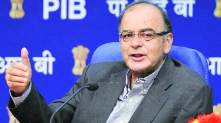 At mint corporation event, FM suggests use of cheques, plastic currency