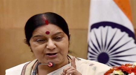 Sushma Swaraj to travel to Sri Lanka this week