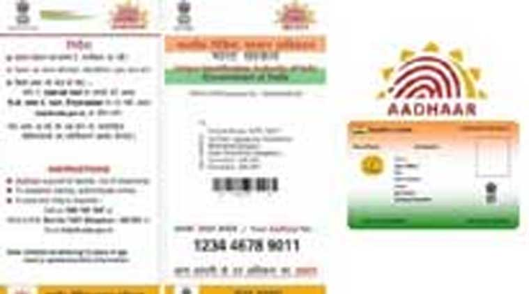 Maharashtra electoral office to link voter IDs with Aadhaar cards | Cities  News,The Indian Express