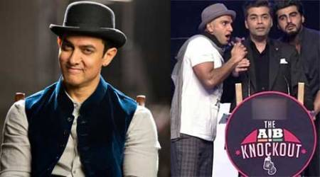Aamir Khan defends his reaction on AIB Roast, says 'you can't go around attacking anyone you feellike'