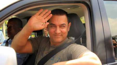 Sufi music and stand up comedy: Here's how Aamir Khan celebrated his birthday