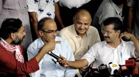 AAP's implosion: Gathering storm
