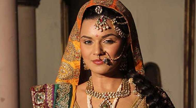 Earlier, there were rumours that Aashka, who portrays the role of Maharani Dheerbai Bhatiyani, will soon make an exit from the show.