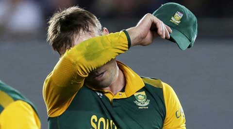 We wanted to take that trophy back home: AB deVilliers