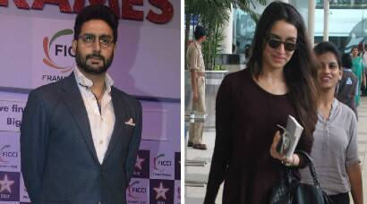 Abhishek Bachchan at FICCI Frames 2015, Shraddha Kapoor is high-flying