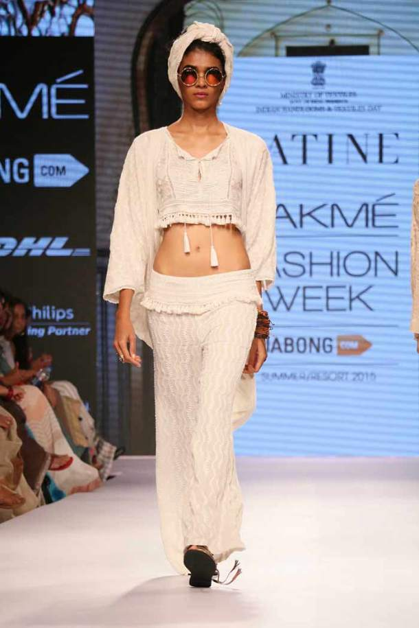 Lakme Fashion Week Day 2: Best of pics straight from the ramp