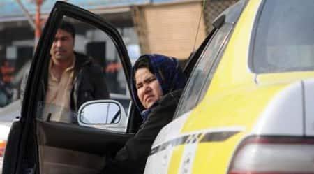 Afghanistan, afghanistan women, Woman taxi driver, women taxi driver, women afghanistan, Sara Bahai, Sara Bahai afghanistan, Asia News, World News