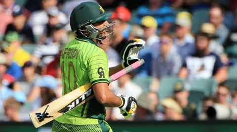 Shahid Afridi: An enigmatic career comes to an abruptend