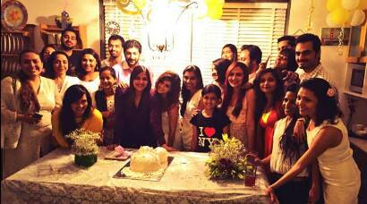Mum-to-be Ahaana Deol's baby shower with sister Esha, mother Hema Malini