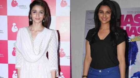 Alia Bhatt is counselling Parineeti Chopra to help her deal with failure