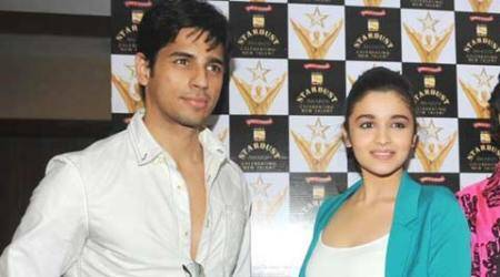 We don't know how it started: Sidharth Malhotra on link-up rumours with Alia Bhatt