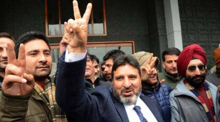 PDP, former PDP leader to start party, Altaf Bukhari, India news, Indian Express