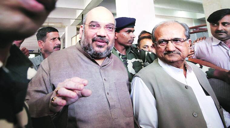 Amit Shah, Narendra Modi, Anandiben Patel, Gujarat government, Gujarat news, india news, nation news